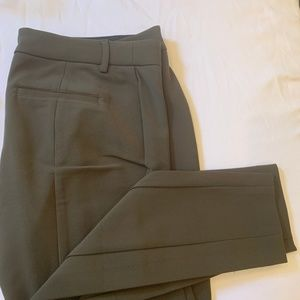 EXPRESS - Olive Work Pants